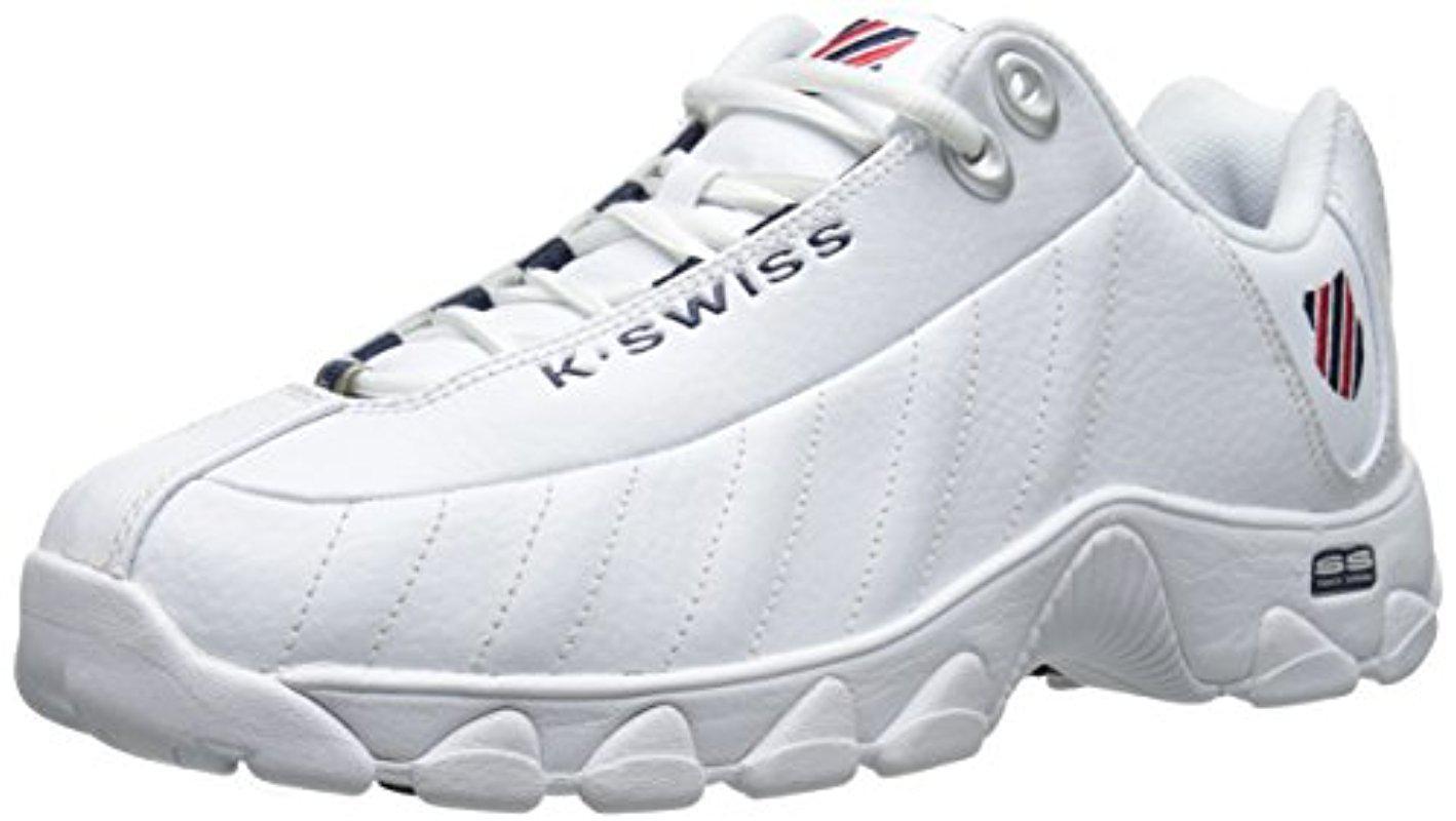 c4f7fcc688d9 Lyst - K-swiss St329 Cmf Training Shoe in White for Men
