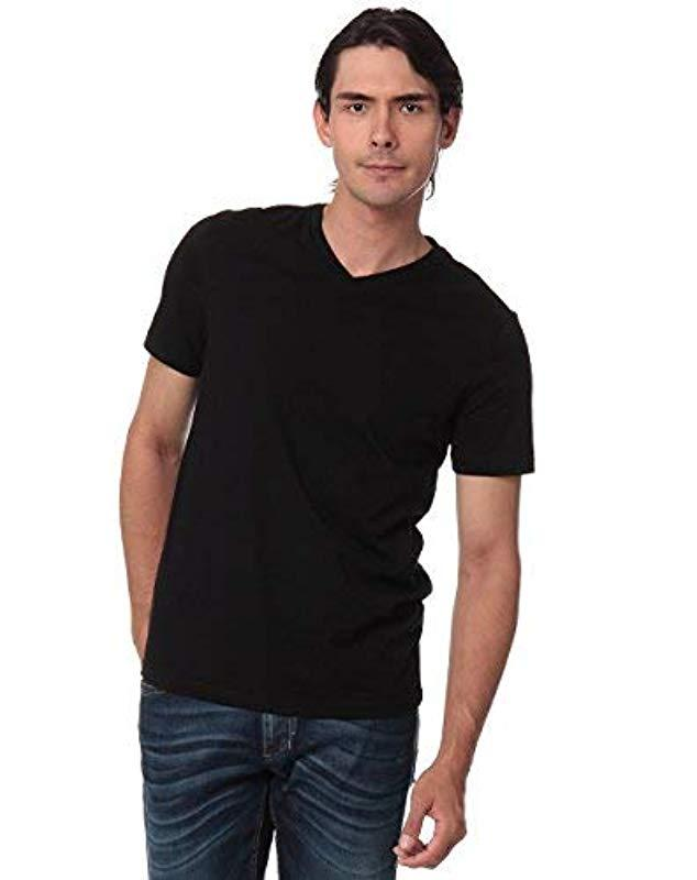 34426626be8b Benetton T-shirt Kniited Tank Top in Black for Men - Lyst