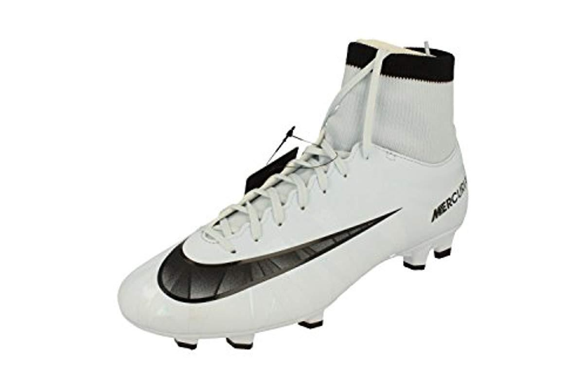 8a09cecfe31 Nike Mercurial Victory Vi Cr7 Df Fg Football Boots in White for Men ...