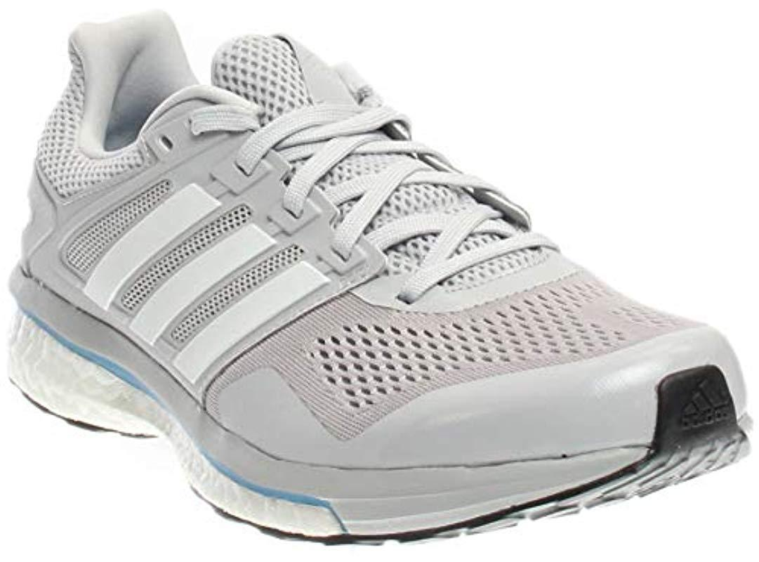 the best attitude cb0cf 71d8b Lyst - adidas Performance Supernova Glide 8 M Running Shoe in Gray ...