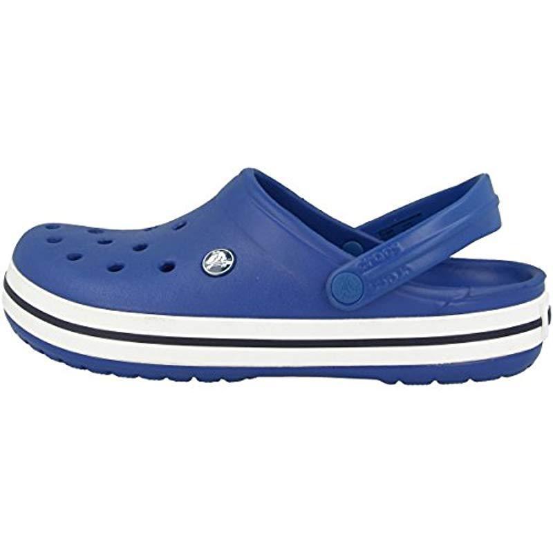254870097478 Crocs™. Blue Crocband