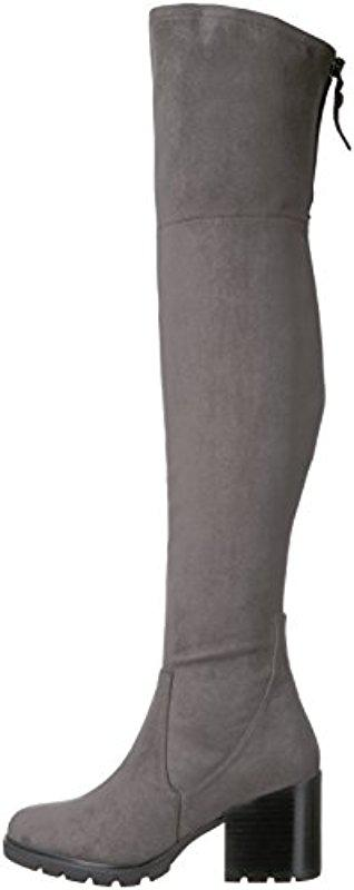 7424fd1aa32 Lyst - Kendall + Kylie Sawyer Winter Boot in Gray