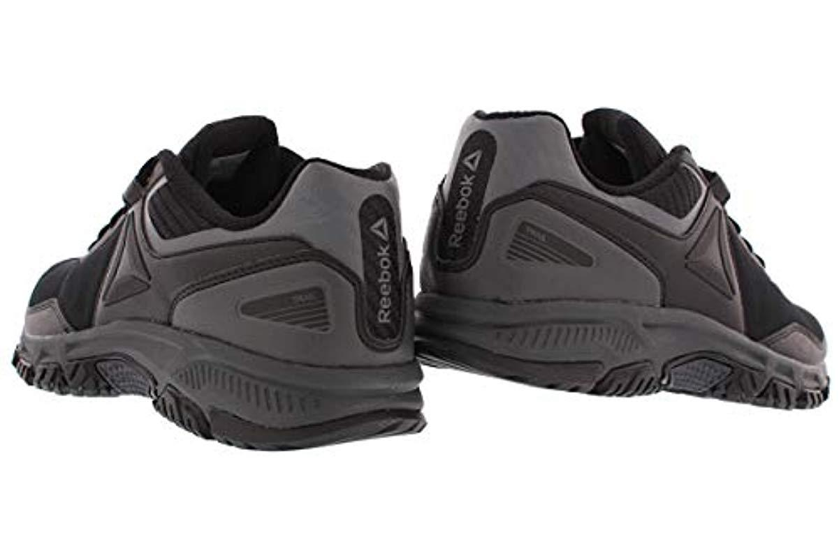 Reebok - Black Ridgerider Trail 3.0 Walking Shoe for Men - Lyst. View  fullscreen 79db29515