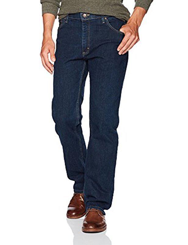 regular s waistband fit stonewash p flex comfort of comforter wrangler jean mens performance series picture
