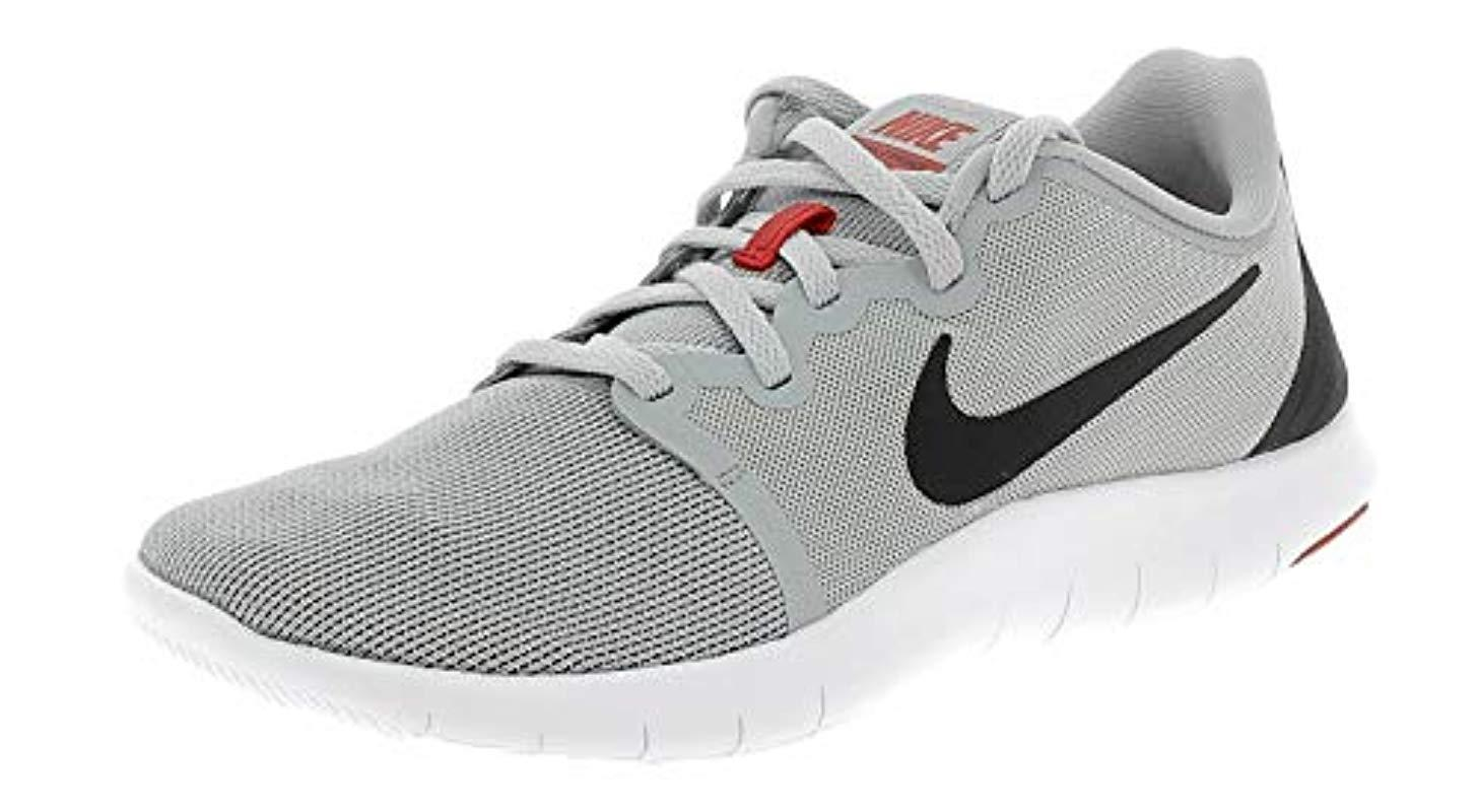 373d29111f369 Nike Flex Contact 2 Low-top Sneakers in Gray for Men - Lyst