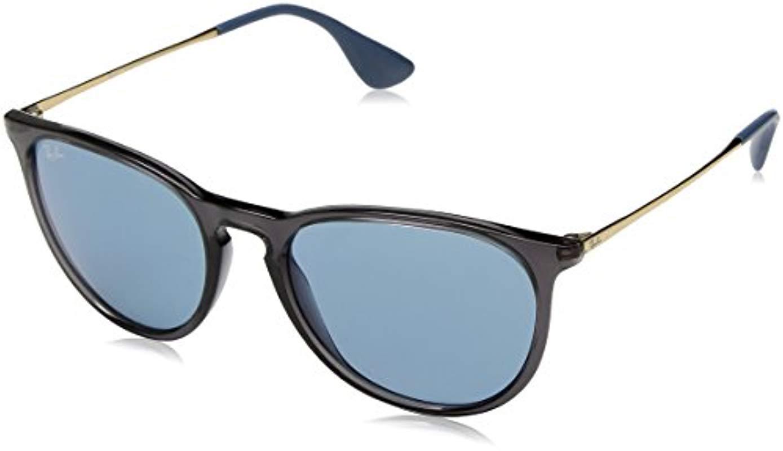 b116744b9a7 Ray-Ban. Women s Gray Erika Sunglasses In Transparent Grey Blue Rb4171  6340f7 54