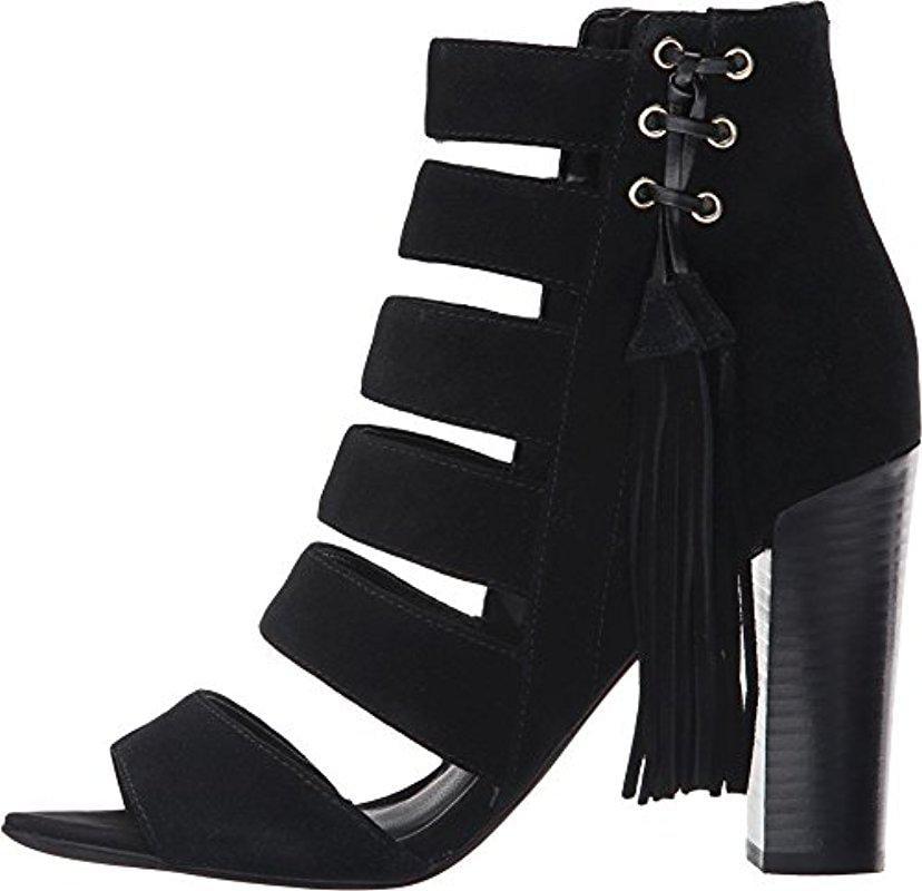 Guess. Women's Black Blasa Dress Sandal