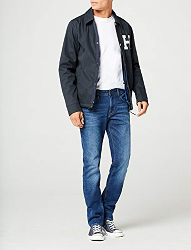 d97300117 Tommy Hilfiger  s Core Denton Straight Jean in Blue for Men - Save 27% -  Lyst