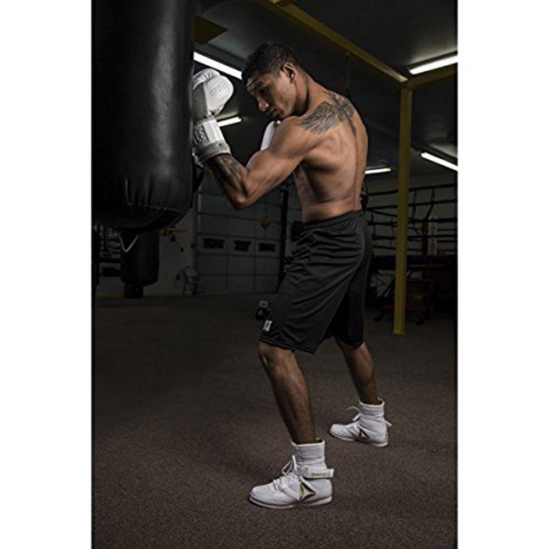 eadd00771296 Lyst - Reebok Boxing Boot-buck Cross Trainer in White for Men