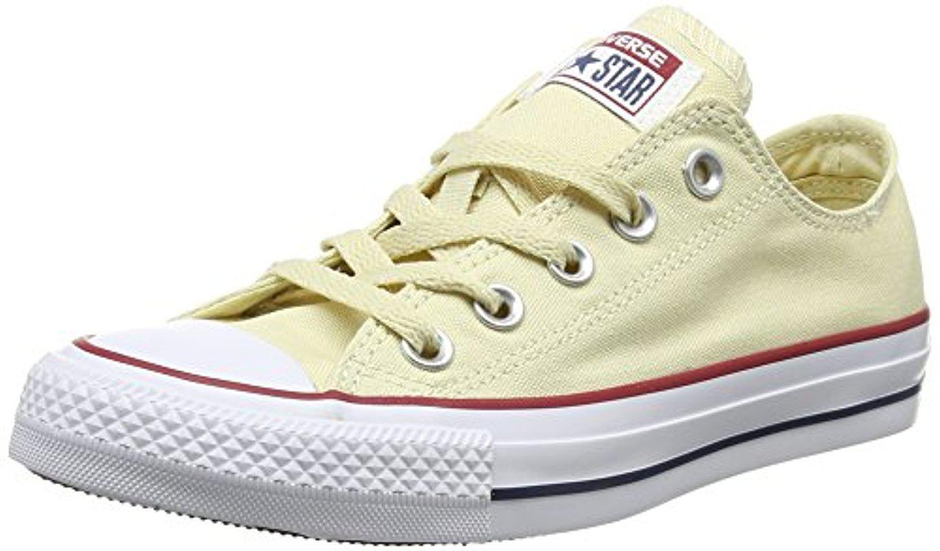 c70f3984946 Lyst - Converse Chuck Taylor All Star Core Ox in Natural for Men