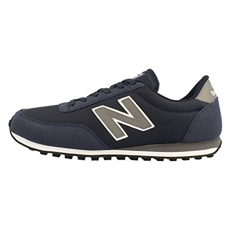 198f750023d6f New Balance U410 Unisex Adult Low-top Sneakers in Blue for Men - Lyst