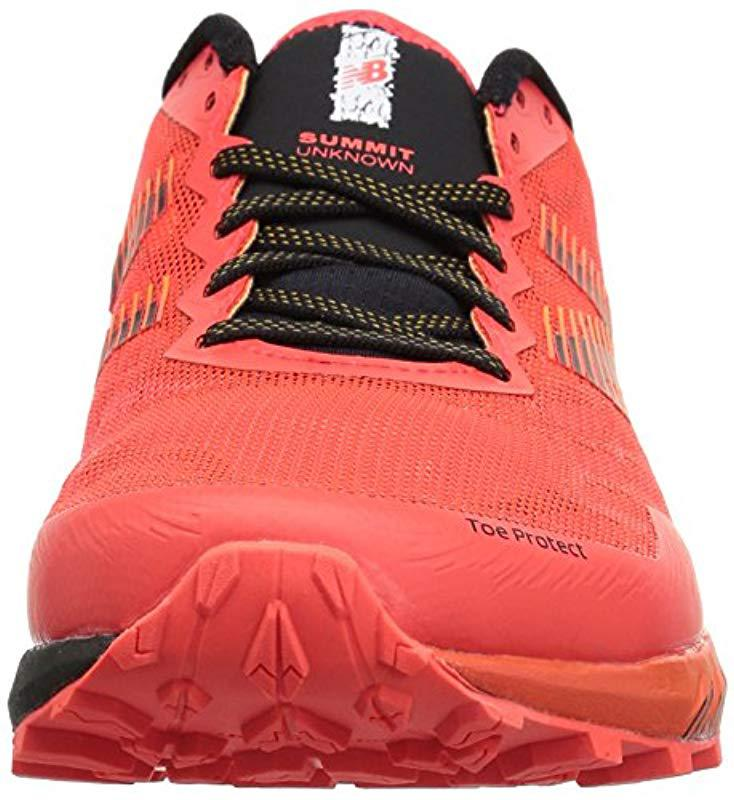 649ed224ea1d4 New Balance Summit Unknown Trail Running Shoes for Men - Lyst