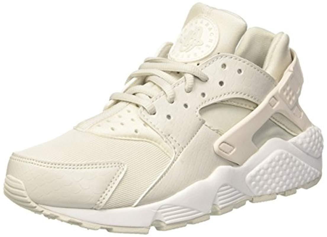 3d1a471c9e5 Nike  s Air Huarache Run Gymnastics Shoes in Natural - Lyst