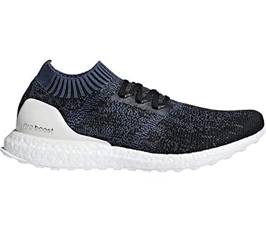 049669de4e115 Adidas Ultraboost Uncaged Running Shoes in Blue for Men - Lyst