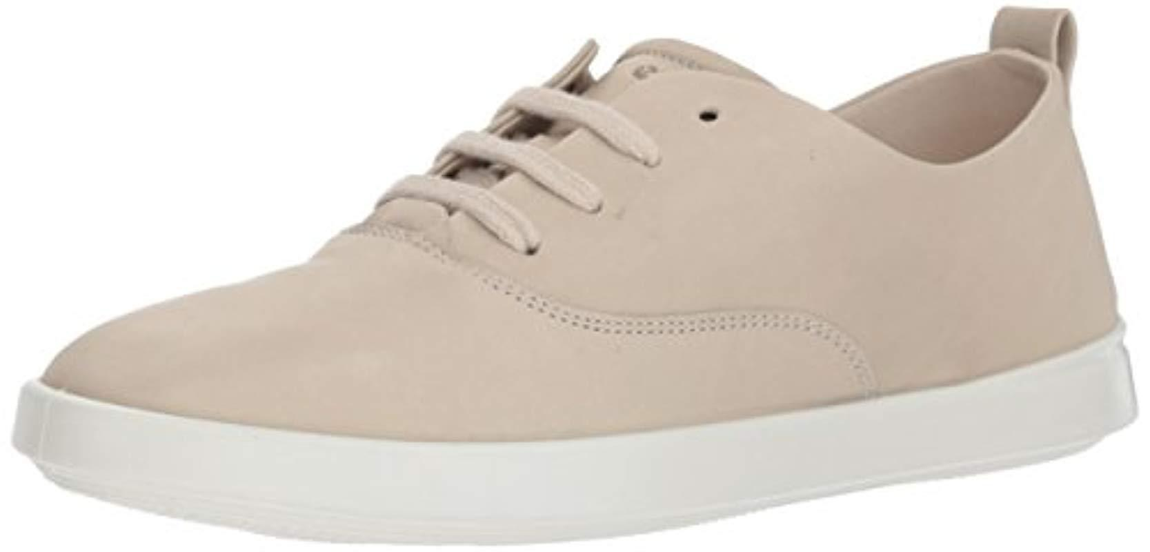 61488642 Ecco Leisure Brogues in Natural - Lyst