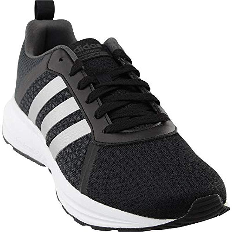 newest collection 631ed 129a0 Lyst - adidas Neo Cloudfoam Mercury Running Shoe in Black for Men