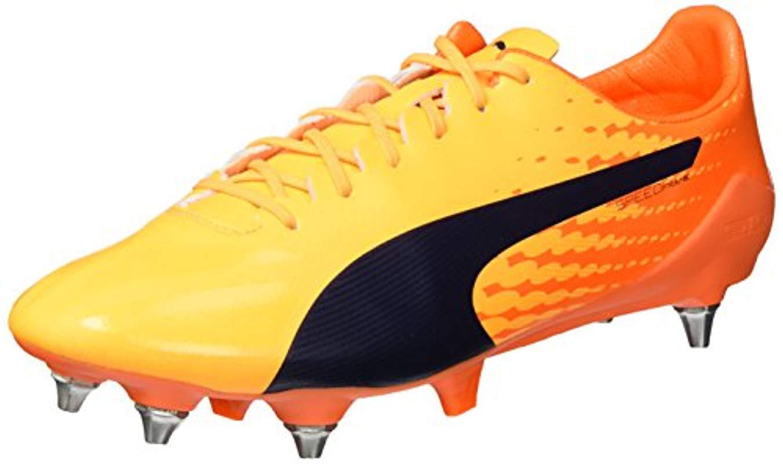 3ae65f0214b9 Puma Evospeed 17 Sl S Mx Sg Football Boots in Orange for Men - Lyst
