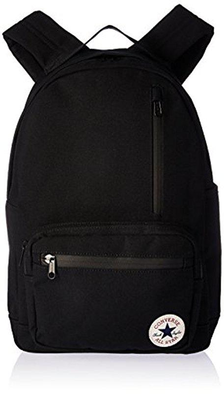 51c9db8de15b Lyst - Converse All Star Go Solid Colors Backpack