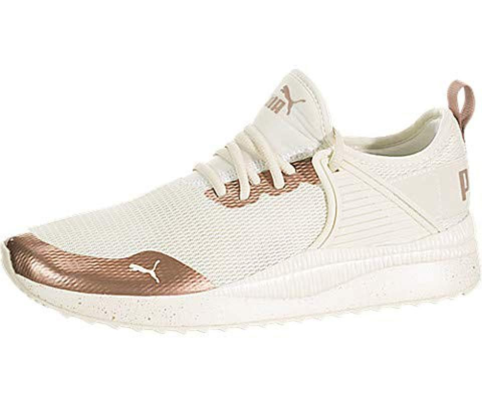 Lyst - Puma Pacer Next Cage Sneaker in White 35c579822