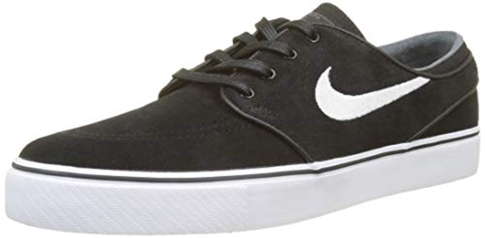 d5b95128716a5 Nike Zoom Stefan Janoski 333824-067 Low-top Sneakers in Black for ...