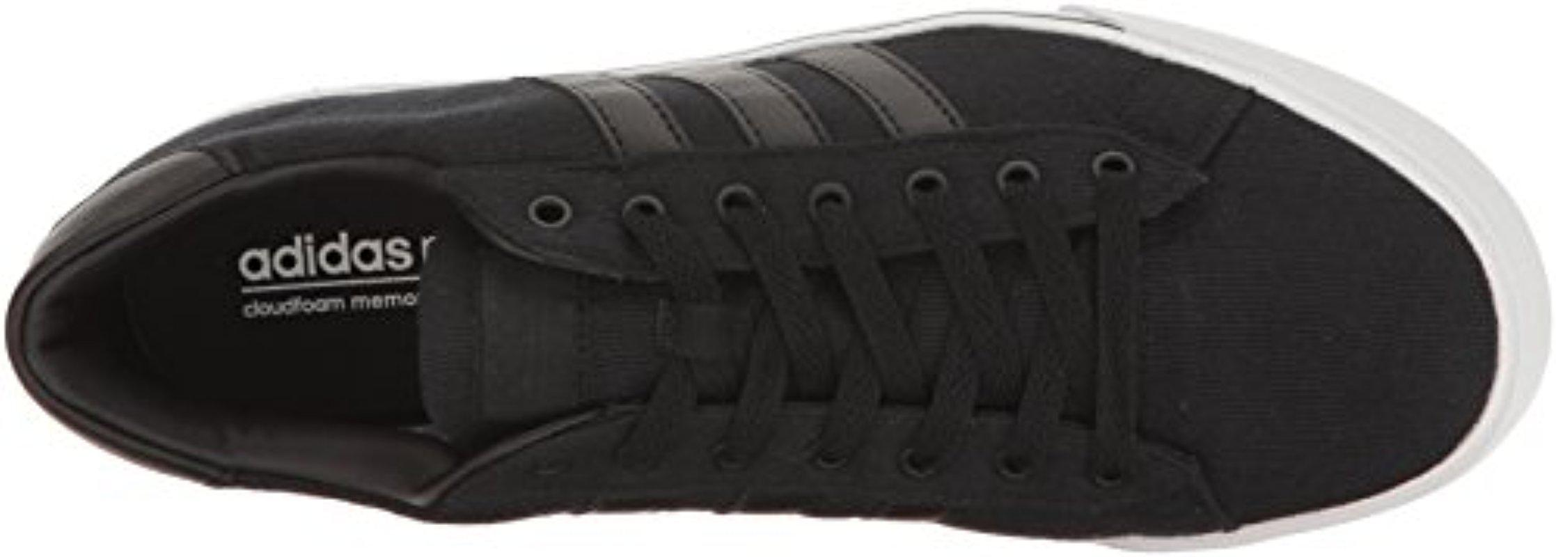 big sale 5b5b3 a7136 Lyst - Adidas Cloudfoam Super Daily Shoes, Blackblackwhite,