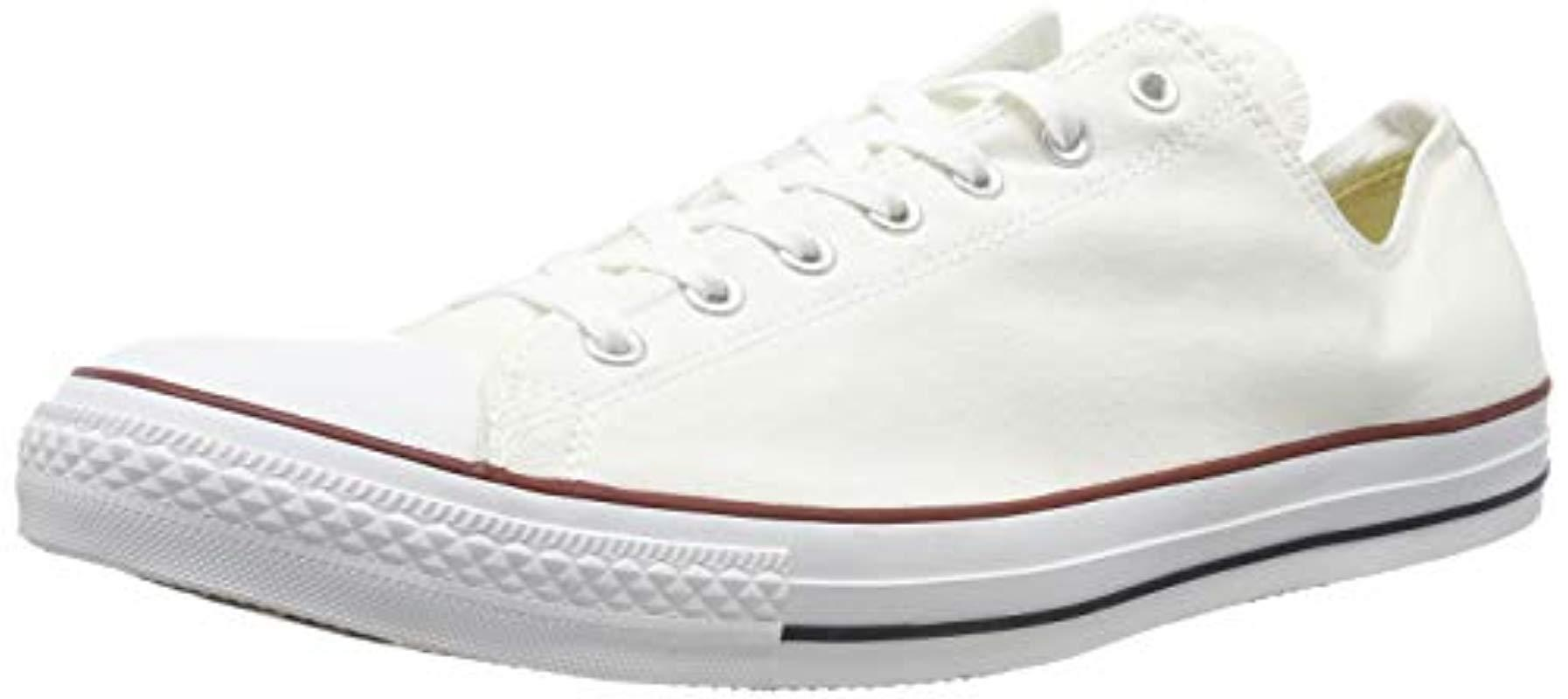 7699c3755246 Converse Chuck Taylor All Star Seasonal Unisex Adult Shoes in White ...