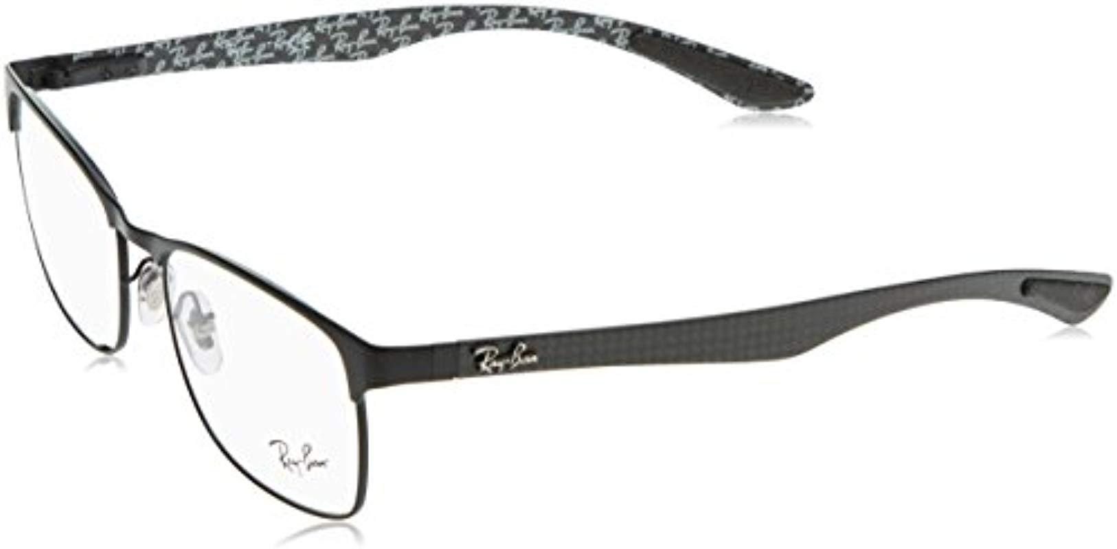 e64ad7d790 Ray-Ban. Men s Black 8416 Optical Frames ...