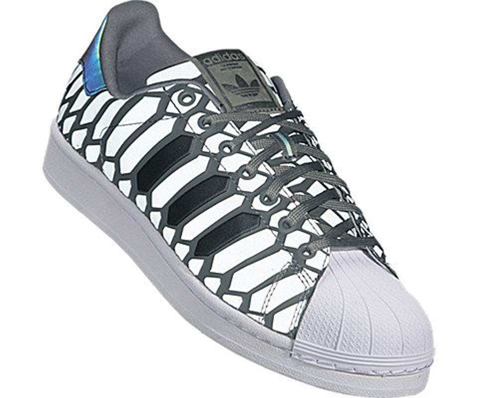 d71afa03a1477 Lyst - Adidas Originals Superstar Shoes Running in Gray for Men