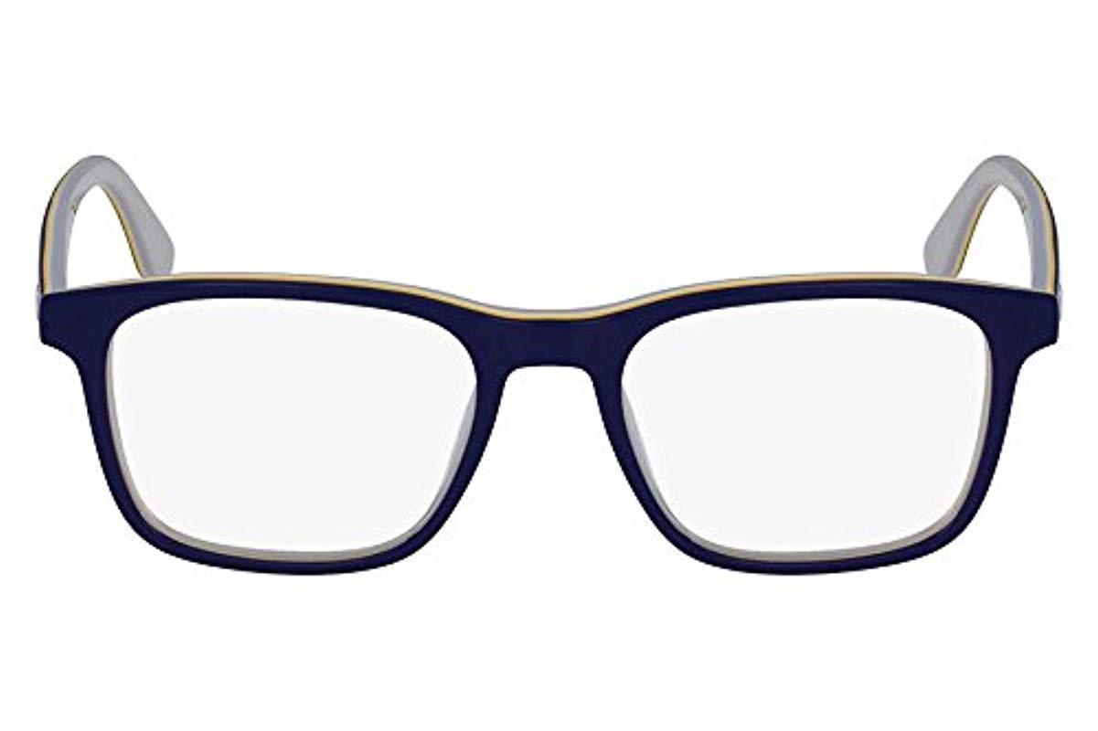 312700cd99ca Lacoste. Unisex s L2786 467 54 Optical Frames ...