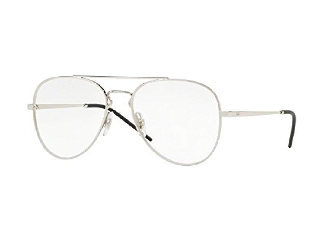 4a227fcaa93 Ray-Ban. Women s Metallic 0rx 6413 2501 54 Optical Frames