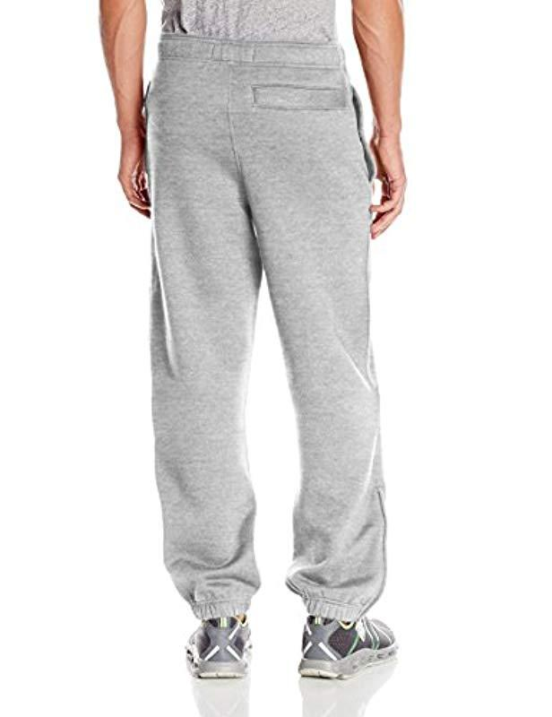 7af141fa Lyst - Champion Super Pant Small C Logo in Gray for Men