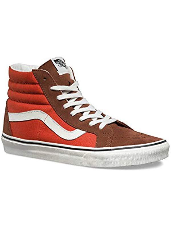 f6883d92e9 Lyst - Vans Unisex Sk8-hi Slim Skate Shoe for Men
