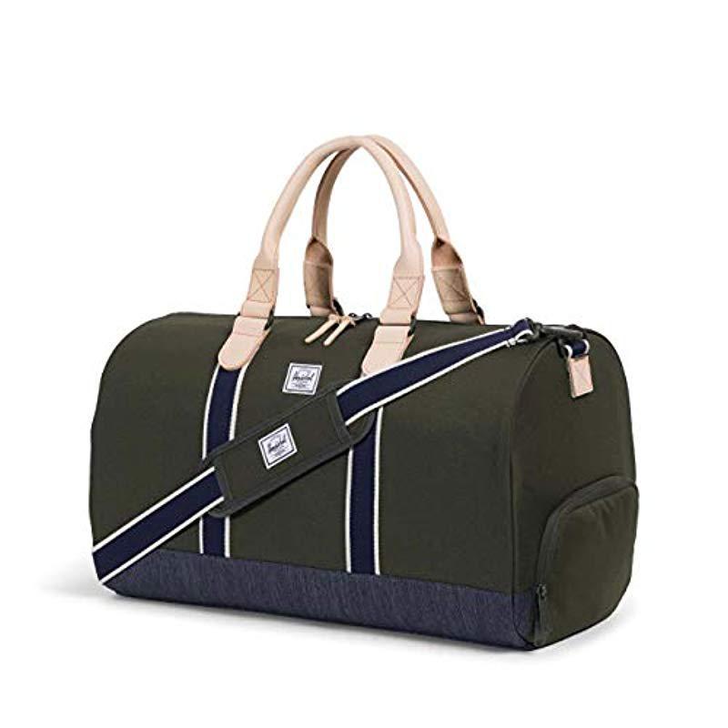 2fa03448231c Herschel Supply Co. - Multicolor Novel Duffle Bag for Men - Lyst. View  fullscreen