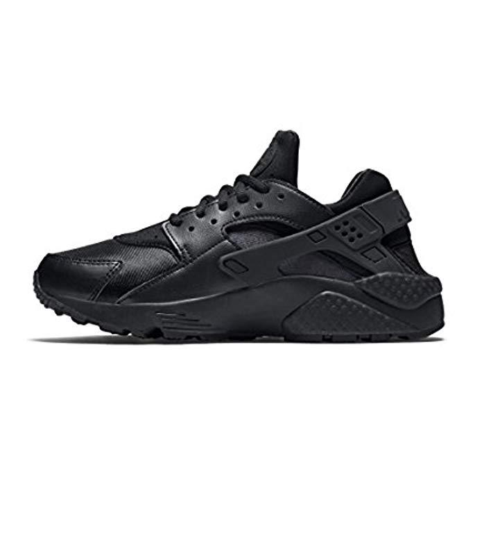 new arrivals a5a8d 308e4 Nike s Air Huarache Run Gymnastics Shoes in Black - Lyst