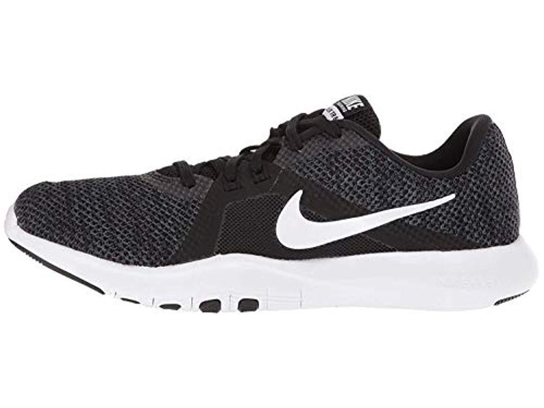 1135a1498c48 Nike - Black Flex Trainer 8 Cross - Lyst. View fullscreen