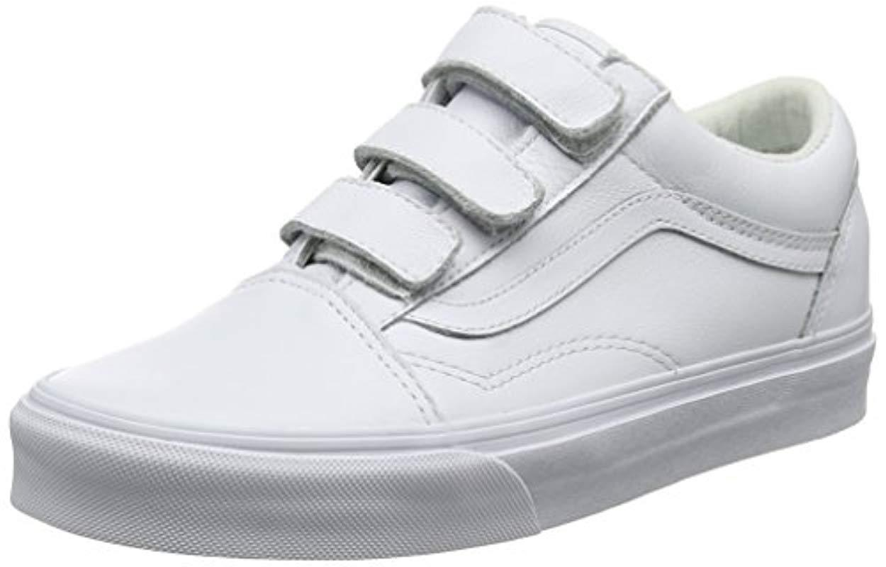 87c941cafc1 vans-Whitetrue-Whitemono-Leather-Unisex-Adults-Old-Skool-V-Trainers.jpeg
