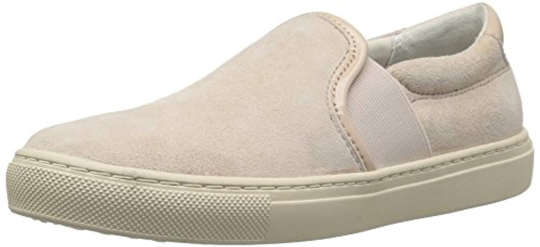 ad340a60ce Geox D Trysure B Low-top Sneakers in Natural - Lyst
