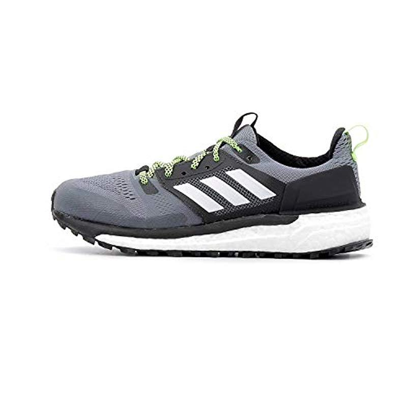 74016f8de adidas Supernova Trail Running Shoes in Gray for Men - Lyst