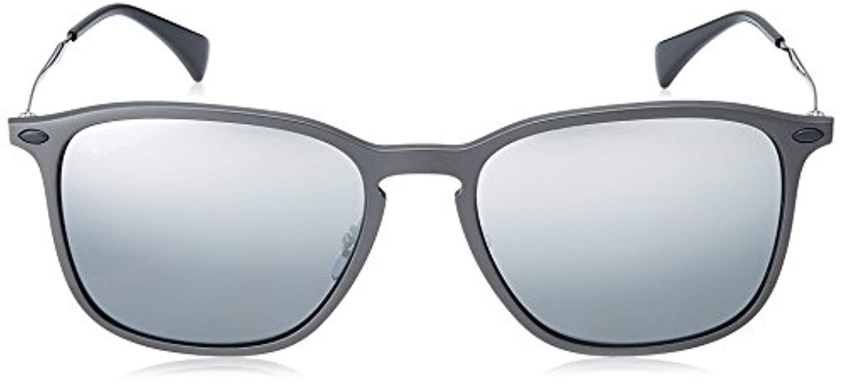 c15eed144a Ray-Ban - Gray Rb8353 Sunglasses - Lyst. View fullscreen