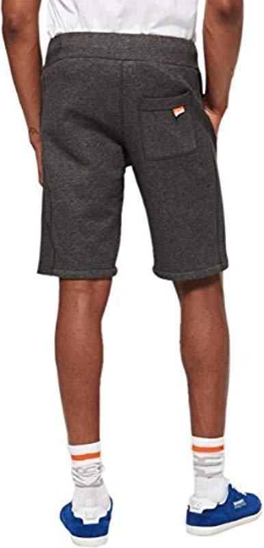 b0da5459a9 Superdry - Gray Orange Label Cali Shorts