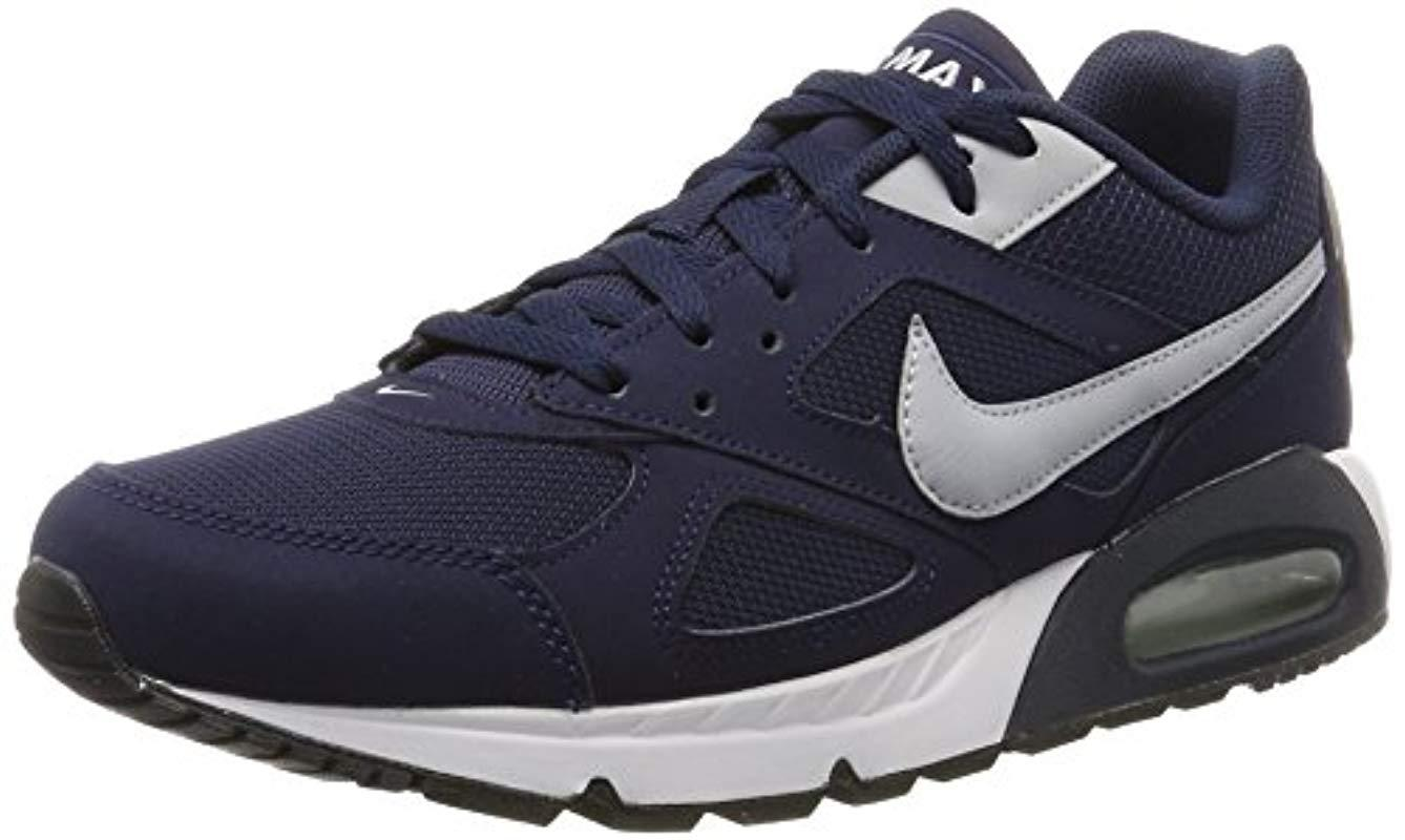 aeb133159c592 ... coupon code nike. mens blue air max ivo 2dba9 756e7