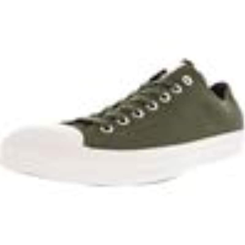 c020a22cdf1b Lyst - Converse Chuck Taylor All Star Leather Low Top Sneaker in ...
