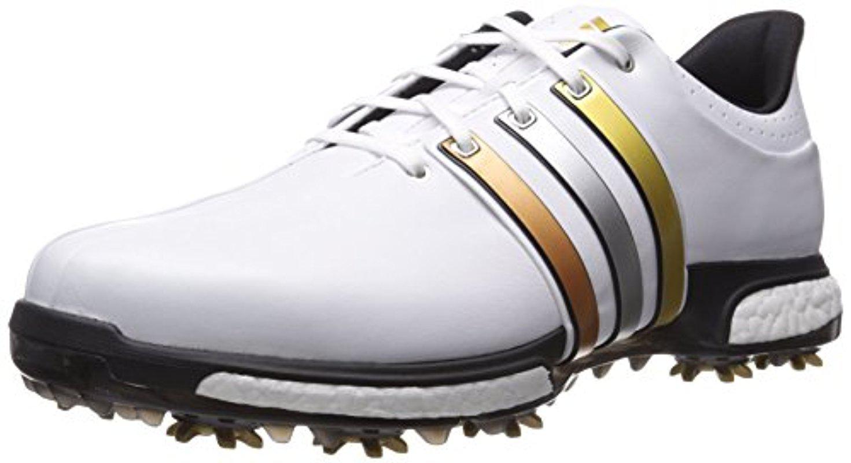 Lyst adidas Golf TOUR360 Boost spiked zapatos en metalico para los hombres