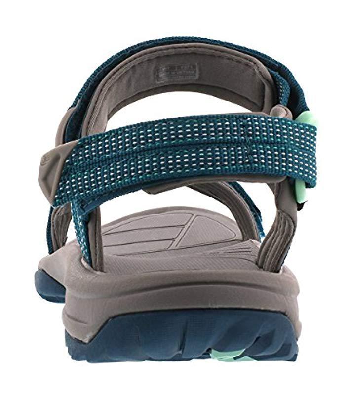 af13b3a4ada71 Teva - Blue W Terra Fi Lite Hiking Sandals - Lyst. View fullscreen