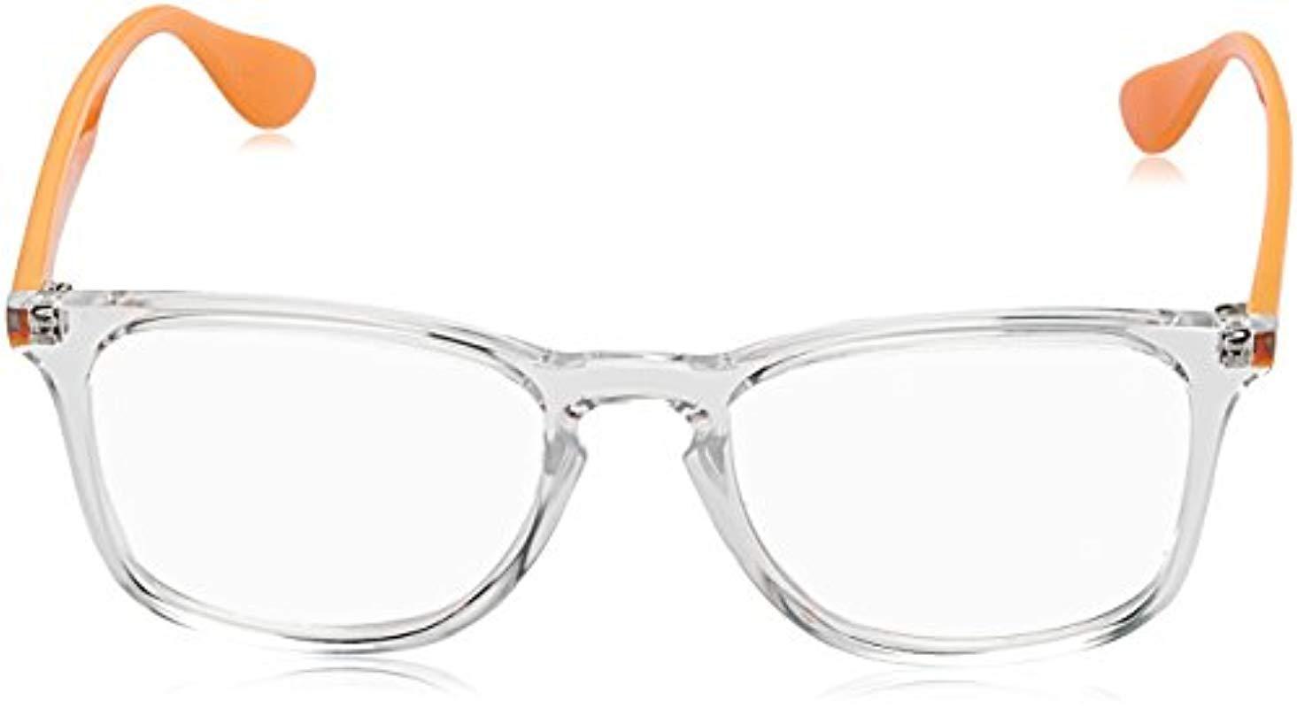 e97feaafd85 Ray-Ban - Black Unisex-adults 7074 Optical Frames