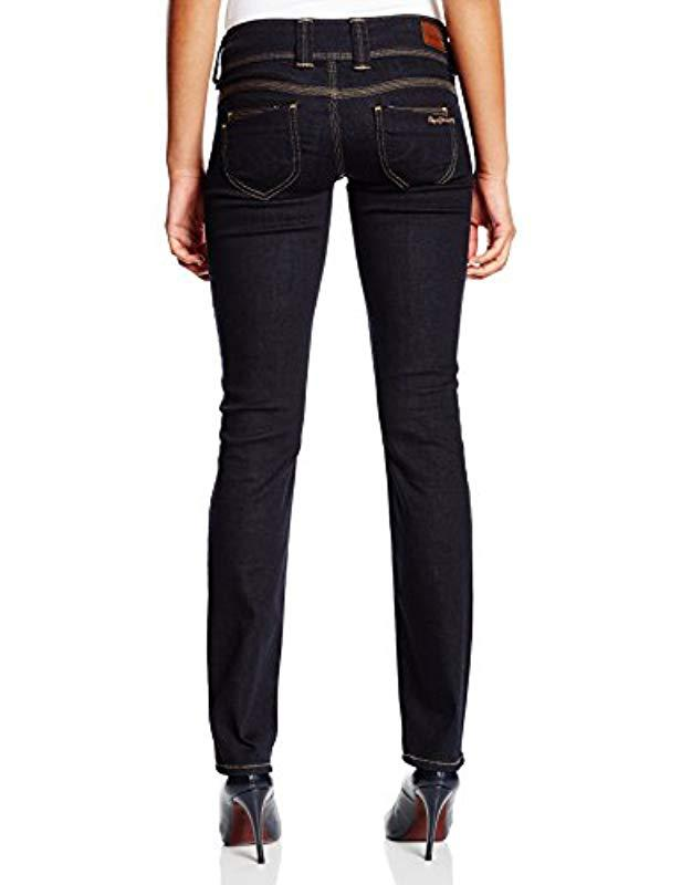 Pepe Jeans Venus Jeans in Blue - Lyst b322d9d8ba