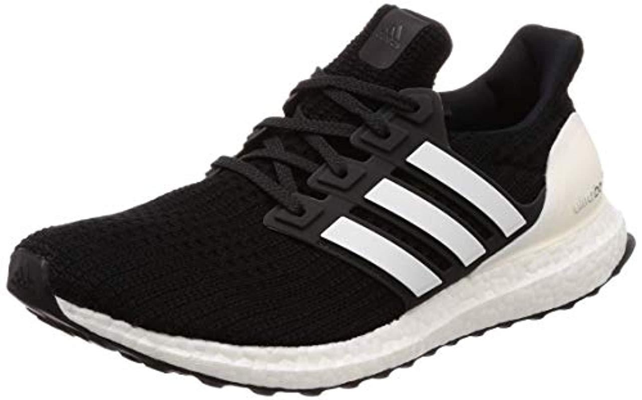 0507f7990 Adidas Ultraboost Trail Running Shoes in Black for Men - Lyst
