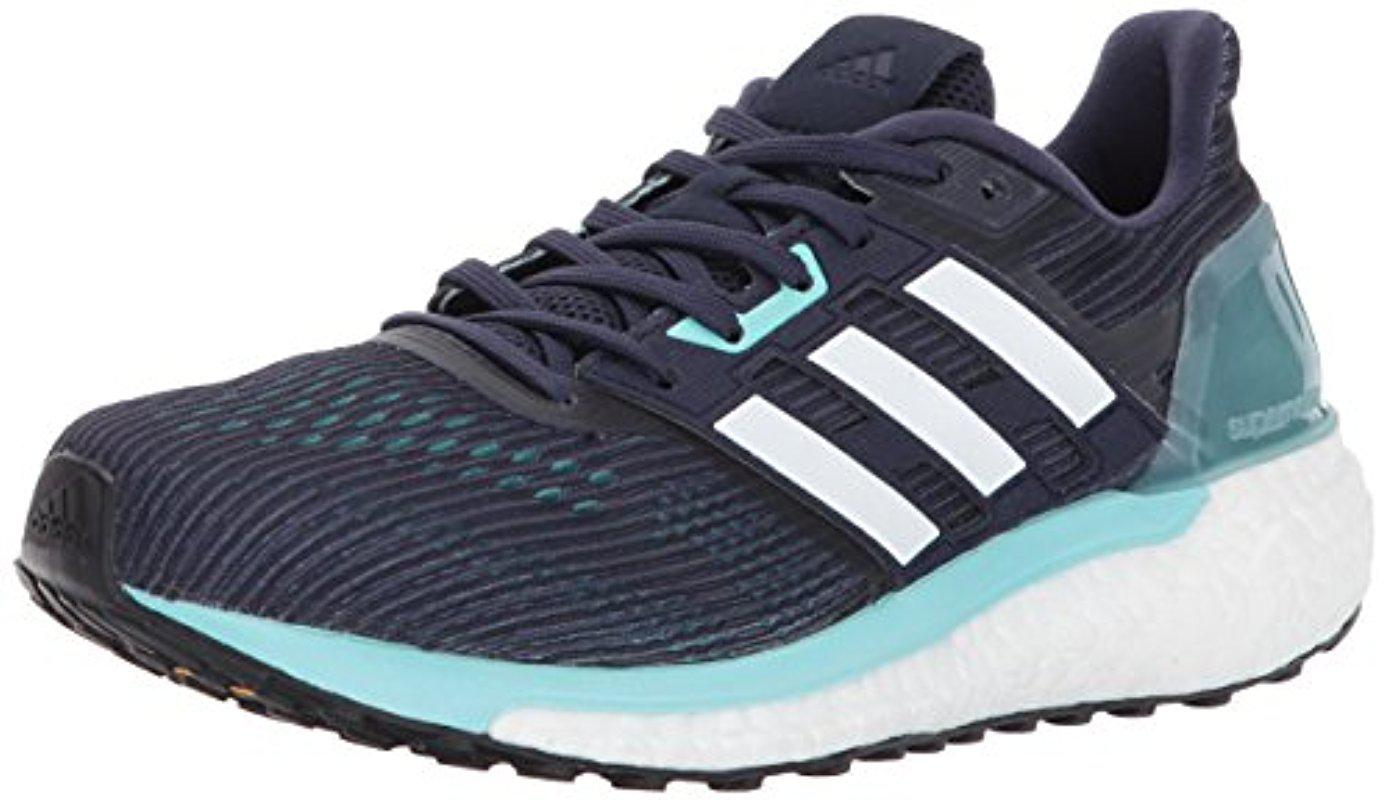 42924e61af284 Lyst - adidas Performance Supernova W Running Shoe in Blue - Save 40%