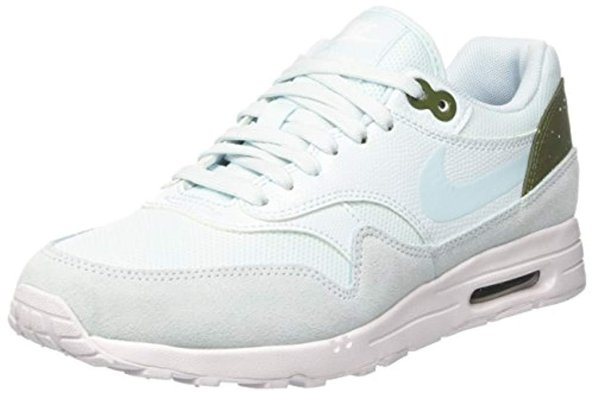 0044a846aa Nike Wmns Air Max 1 Ultra 2.0 Gymnastics Shoes, Turquoise Glacier ...