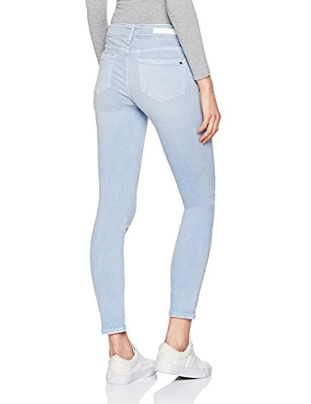 f5c24f19 Tommy Hilfiger Venice Rw Violette Skinny Jeans in Blue - Lyst